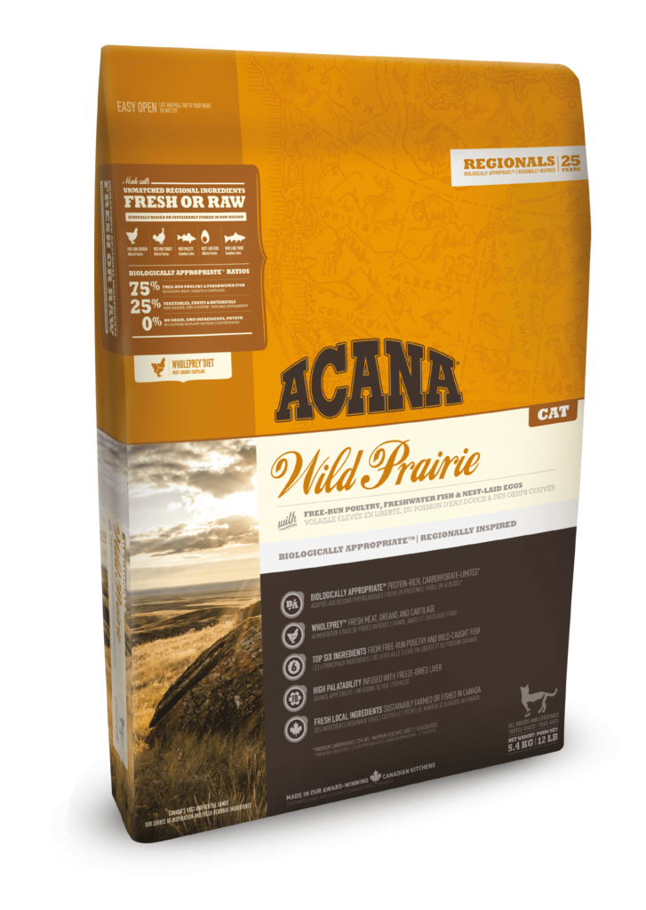 ACANA Wild Prairie for Cats
