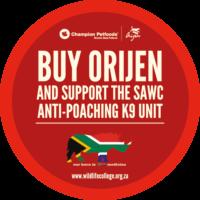 SAWC-Orijen-Sticker